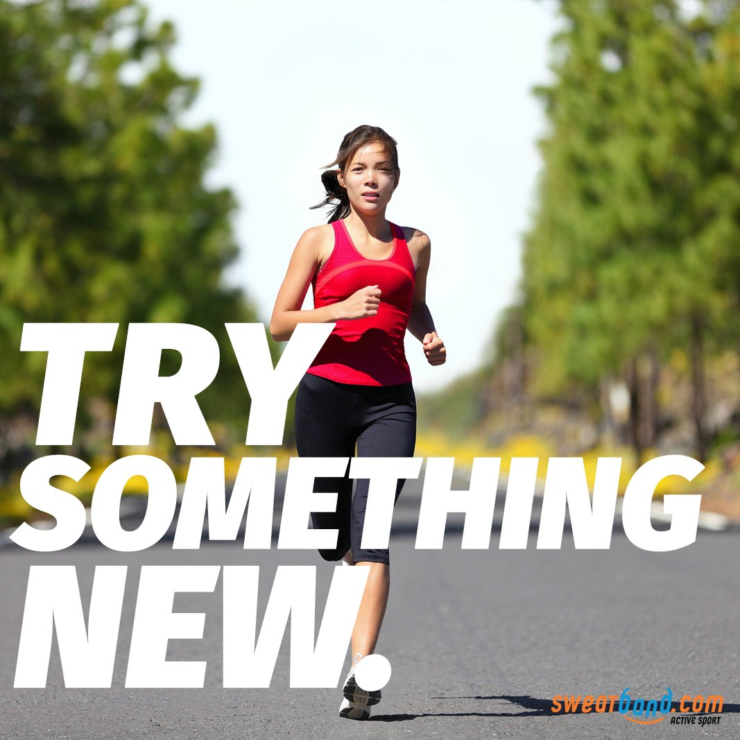 Try a new activity today to balance your exercise and the effects on your body