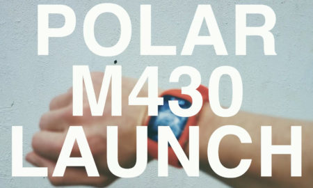 The Polar M430 GPS Running Watch Launch