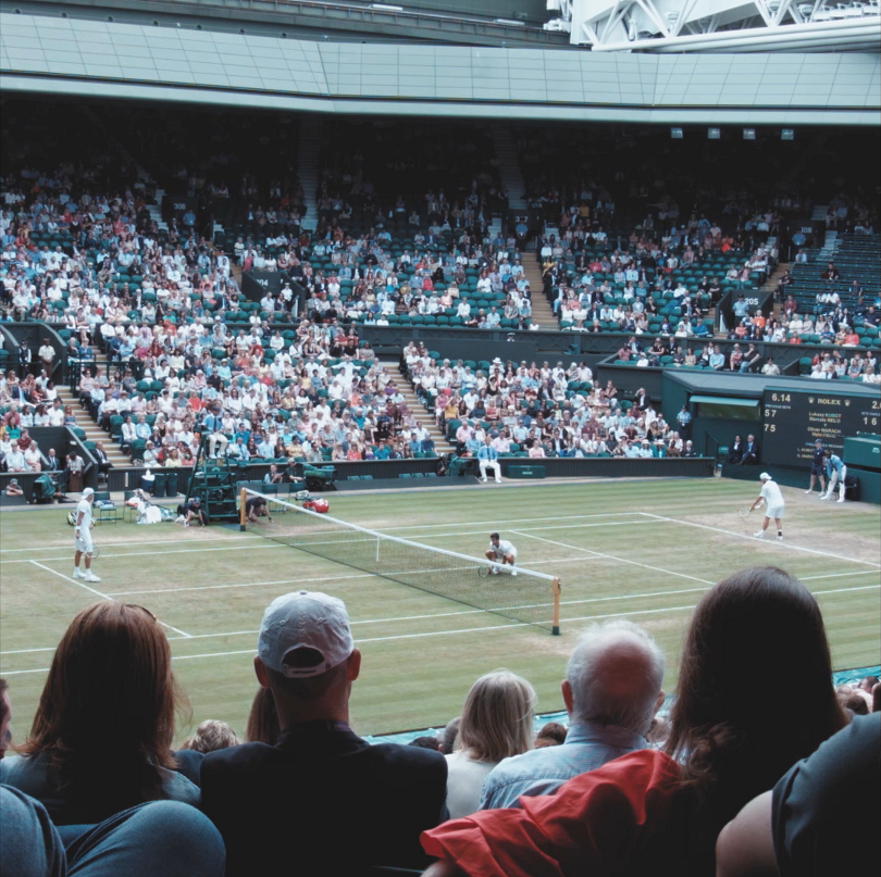 2017 Wimbledon Finals Brackets Back To The Future: Behind The Scenes At The Wimbledon Championships Stringing