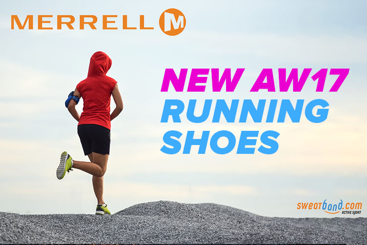 New Merrell AW17 Men's & Women's Running Shoes Range