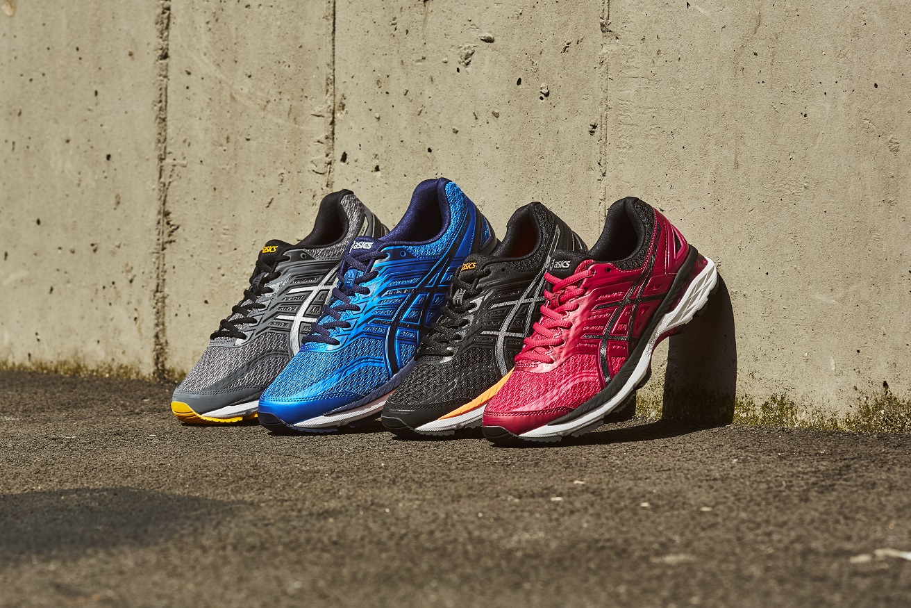 New ASICS AW17 Running Shoes Range Now In Stock