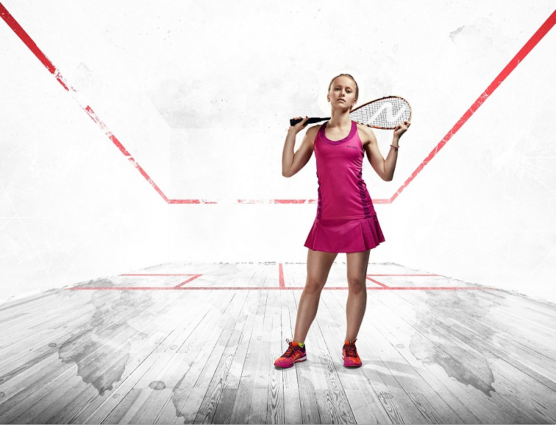 Salming Squash Rackets Brand New At Sweatband.com