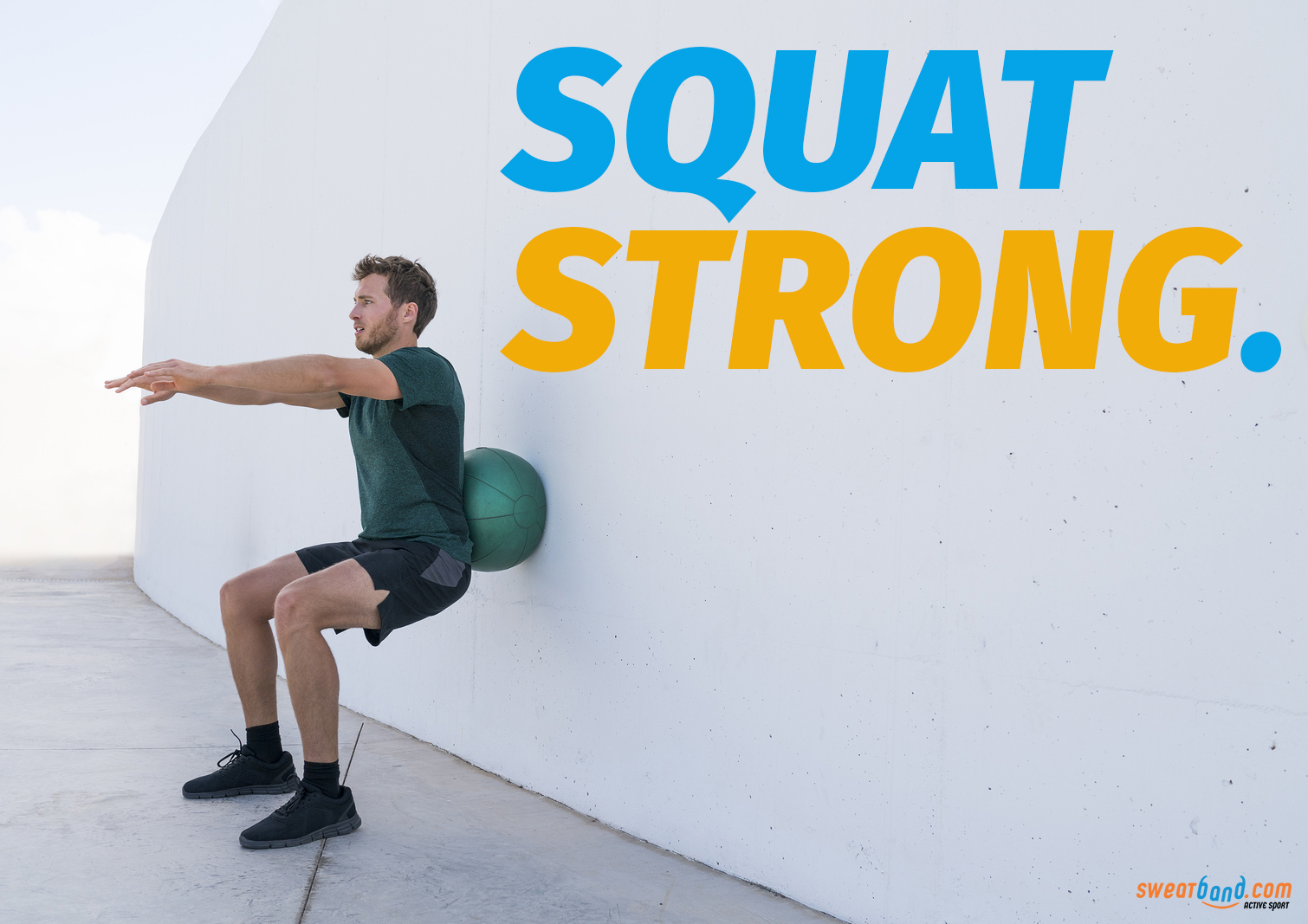 Squats for healthy bones