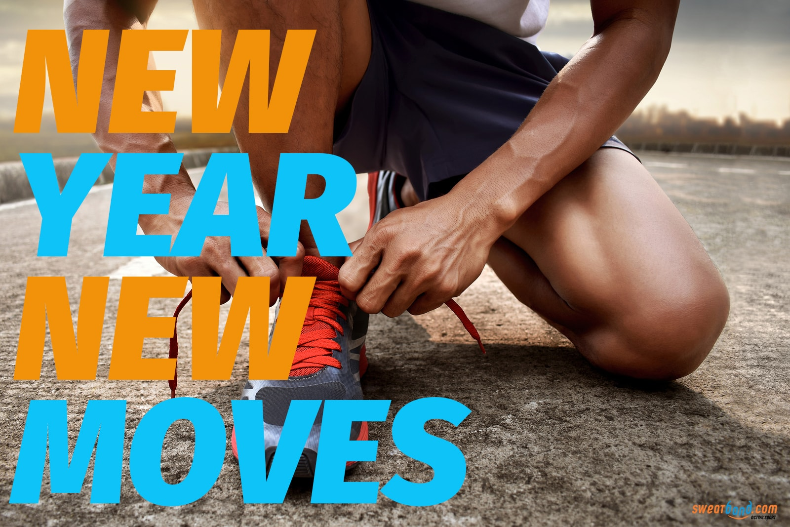 Try new moves for the new year by taking up a new sport or fitness activity