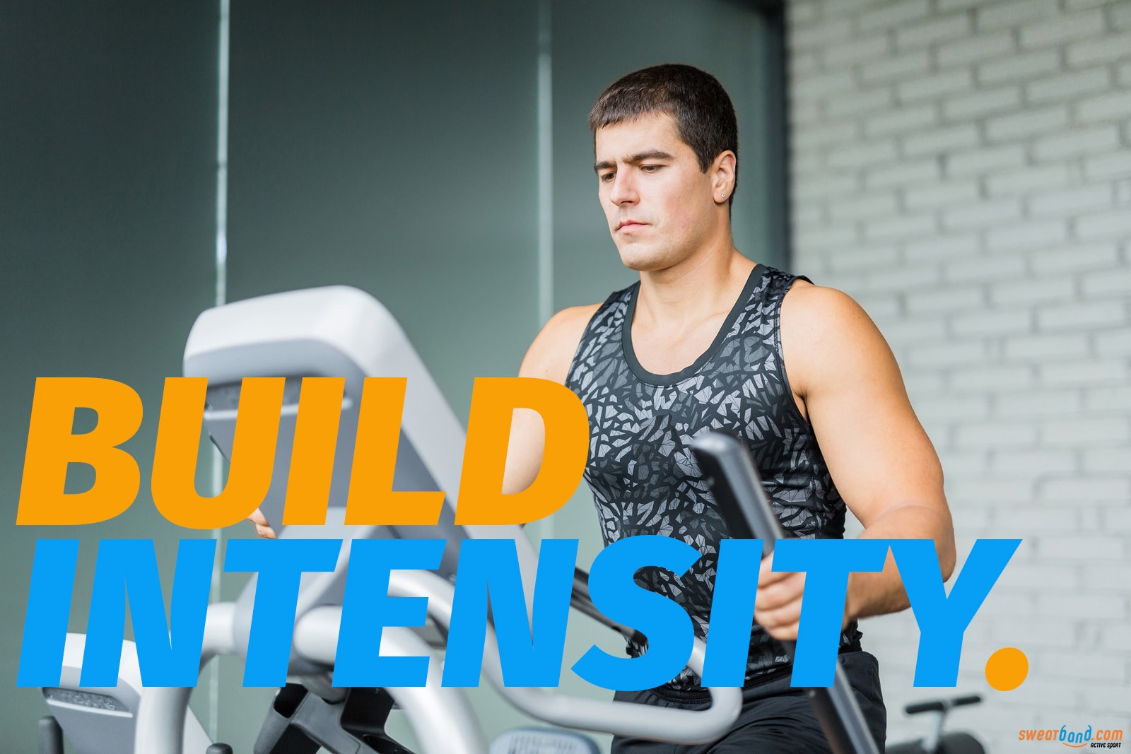 Follow our guide to build up the intensity of your elliptical training sessions