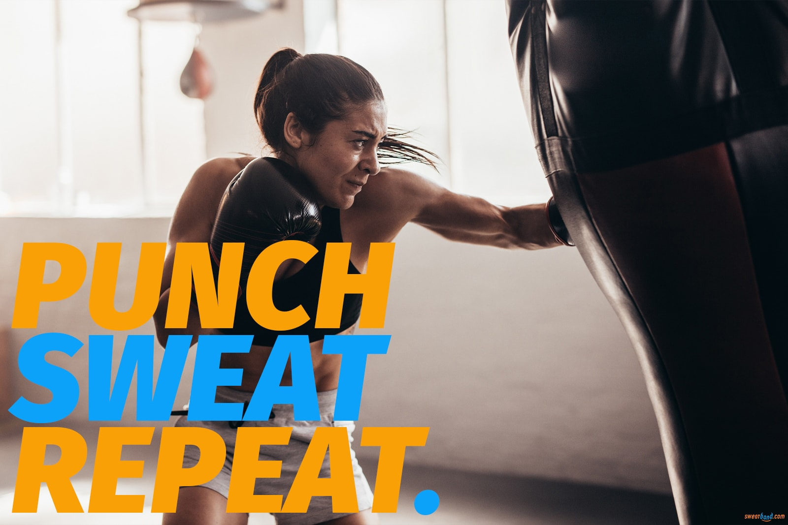 Punch your way fitter