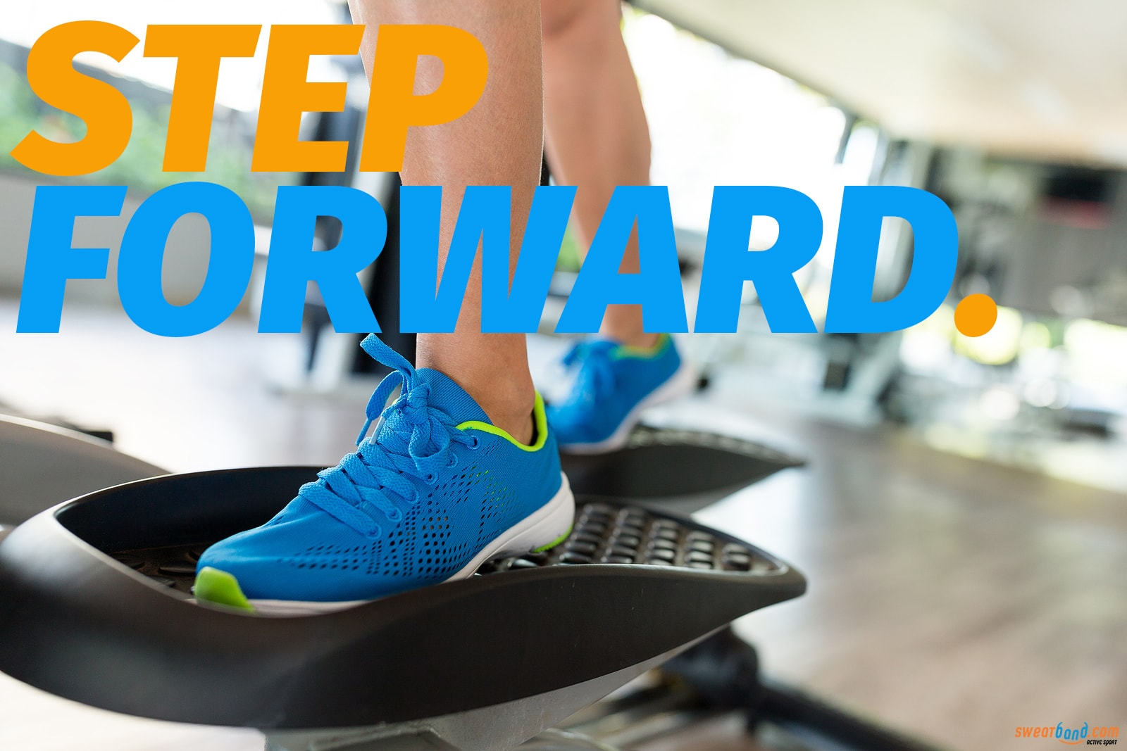 Try forwards and backwards elliptical motion on your cross trainer for better results